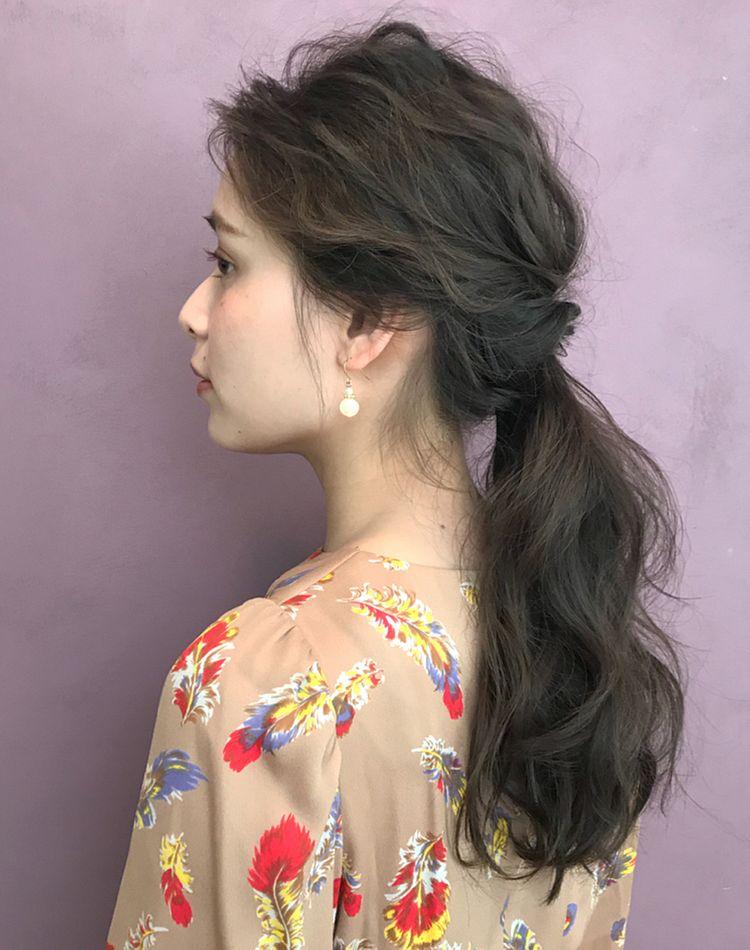 不器用さんでもできる!髪の毛の長さ別、簡単ヘアアレンジテク10選