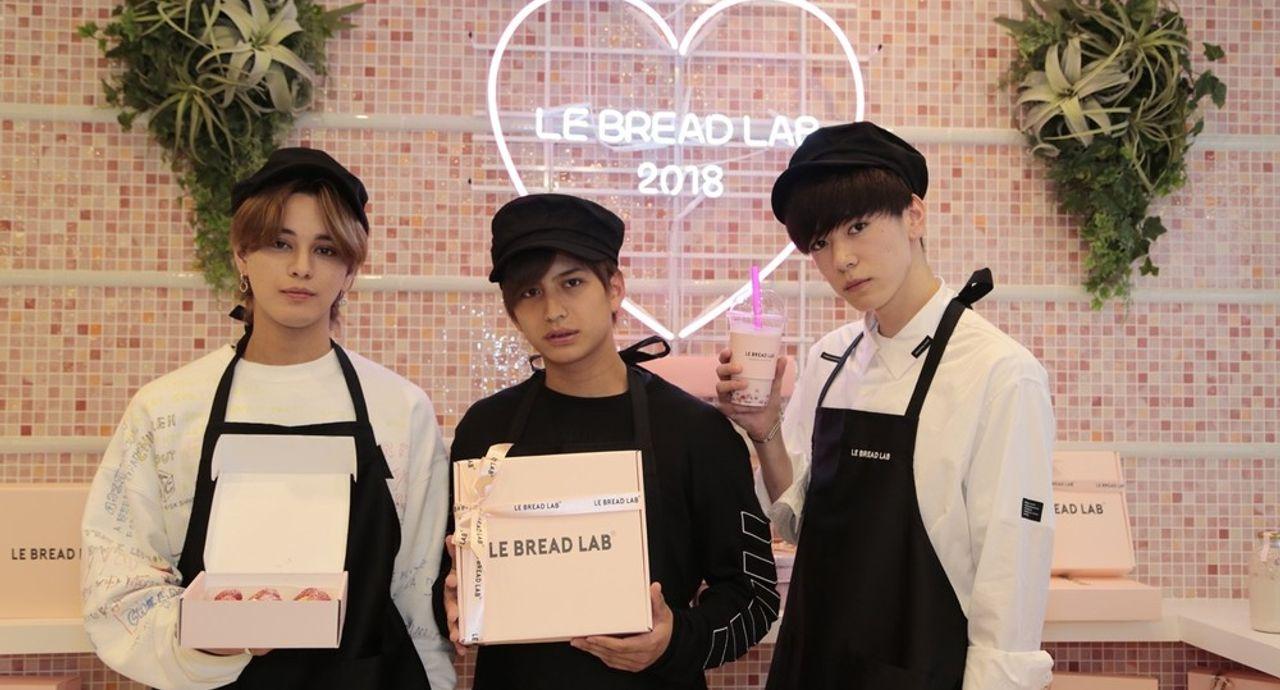 韓国で話題沸騰中のオムレット店「LE BREAD LAB」が日本初上陸!