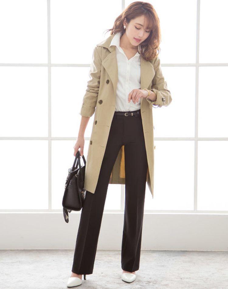 パンツスーツでコーデを格上げ!着こなしの秘訣を丸ごとチェック
