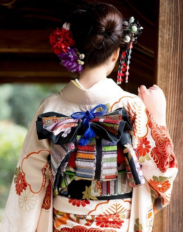 和服を美しく引き立てる髪型はどれ?自分でできる簡単アレンジも!