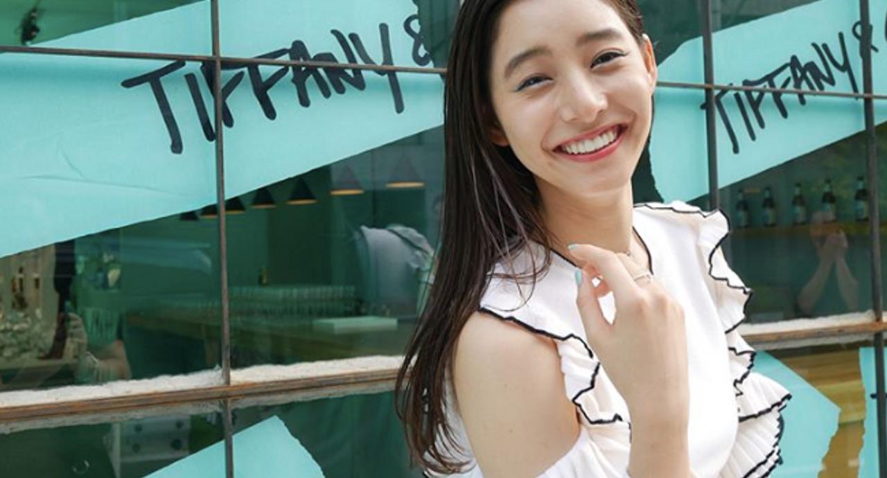 新木優子さんの私服がかわいい!真似したいおしゃれコーデ9選