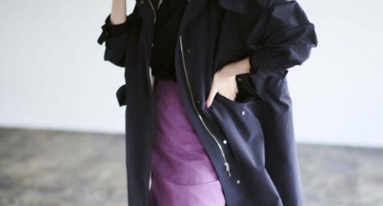 大人のきれい色はラベンダースカートで!年代別・季節別コーデ9選