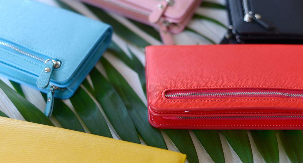 風水で運気を上げる財布の選び方って?色によって違う意味をチェック!