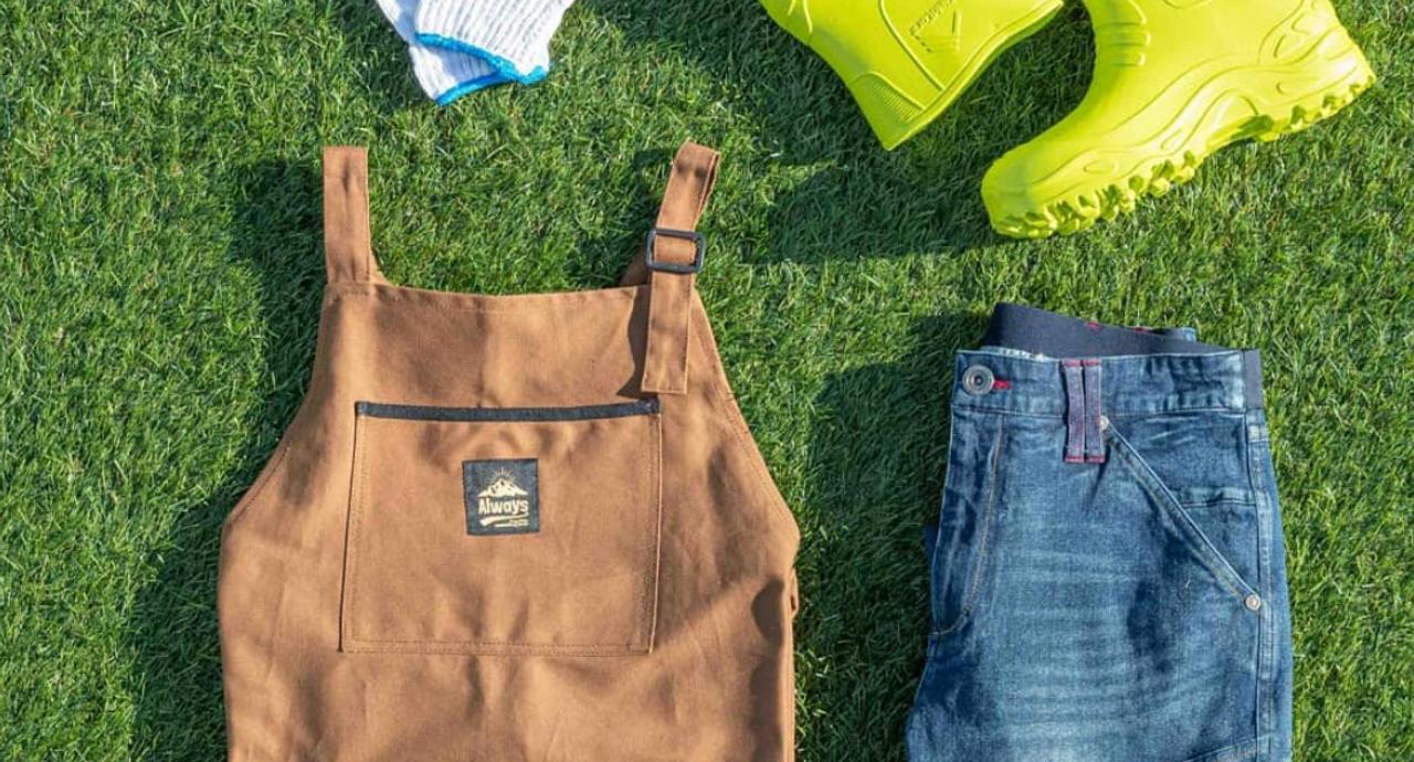 畑仕事に最適な服装とは?選び方ポイントやおすすめブランドもご紹介