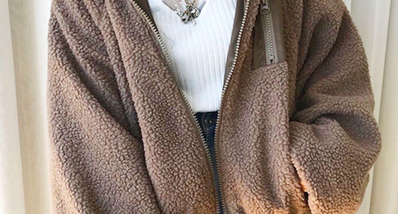 ブルゾンを使った冬レディースコーデ!おしゃれに暖かく着こなすコツ