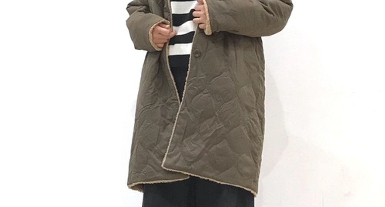 キルティングコートコーデ9選!おしゃれで暖かい着こなしポイント