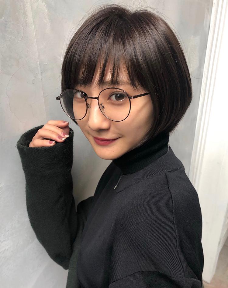 ショートヘアにイメチェン。 大江穂乃佳のヘアセット& ヘアケア方法をご紹介!