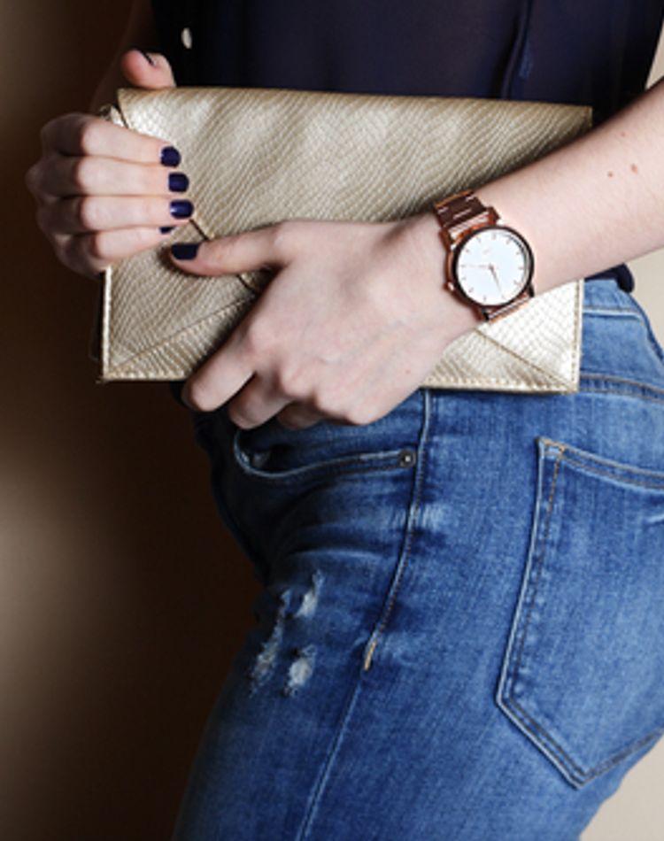 大人女子にマスト♡一生モノの時計の選び方