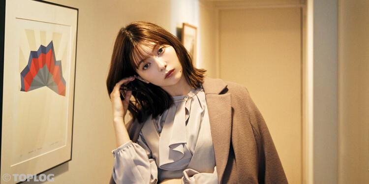 おしゃれに魔法をかけて♡ 八木アリサが着る JILL by JILLSTUARTの冬LOOK