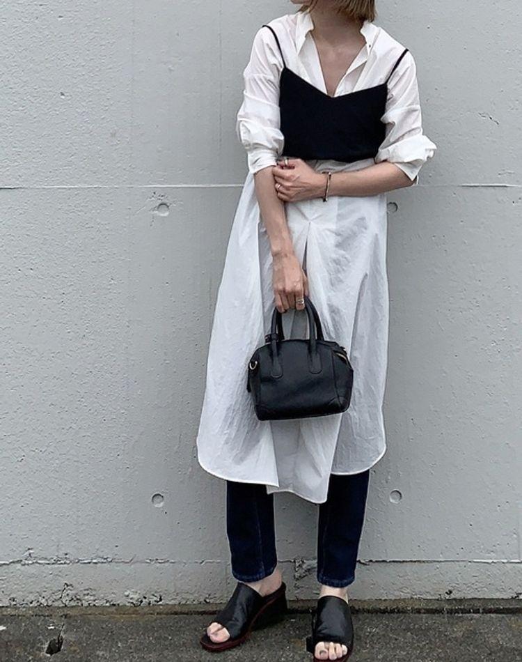 モノトーンファッションの季節別コーデ!特徴や差し色のおすすめも