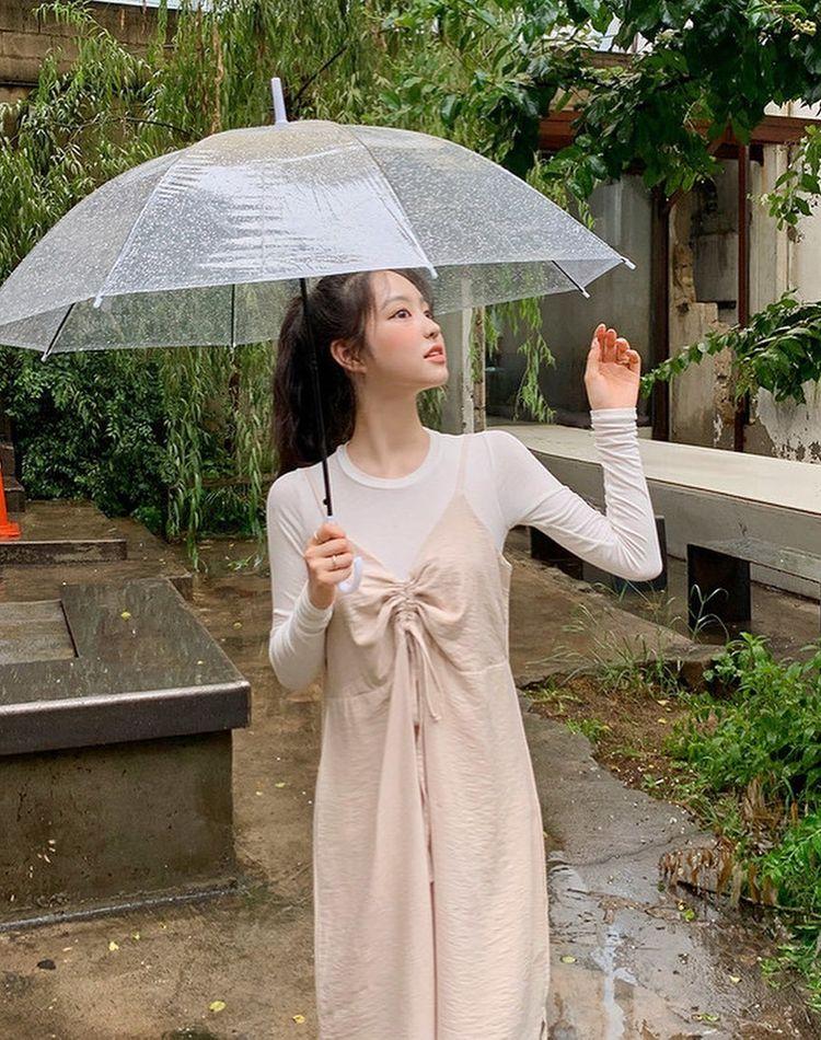 雨の日ディズニーの服装集!おしゃれなレディースコーデをご紹介