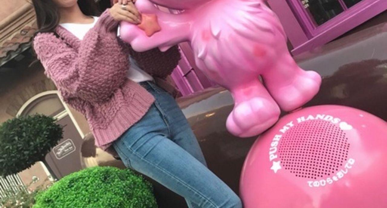 モッピーコーデに欠かせないのはピンク!子供見えしないポイント伝授