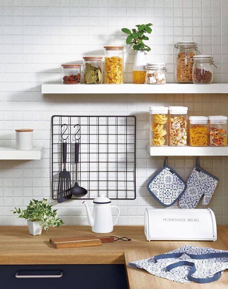 ニトリのアイテムでキッチン収納!おすすめ商品や収納術をご紹介