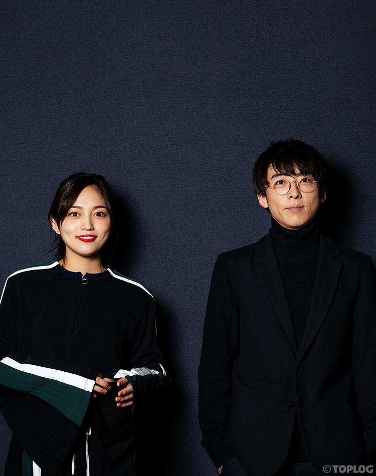 <高橋一生×川口春奈インタビュー> 映画『九月の恋と出会うまで』