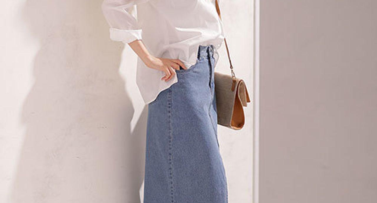 夏の白シャツコーデ特集!インナー問題や年代別の着こなしを解決