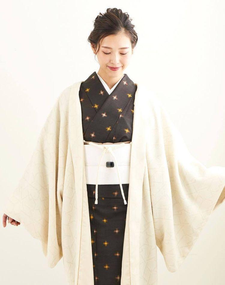 着物×羽織でおしゃれコーディネート!おすすめの合わせ方をご紹介