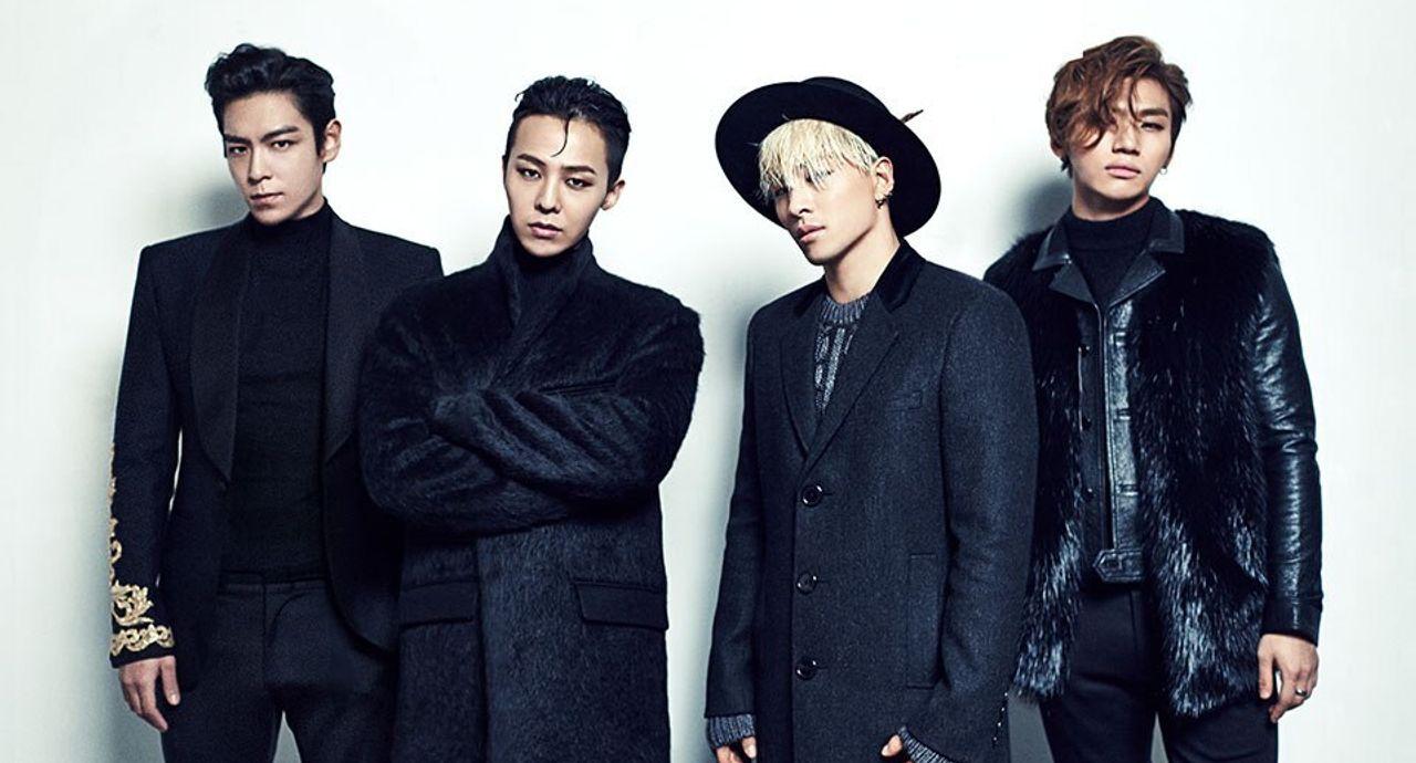 BIGBANGのメンバープロフィールを紹介!現在の活動は?