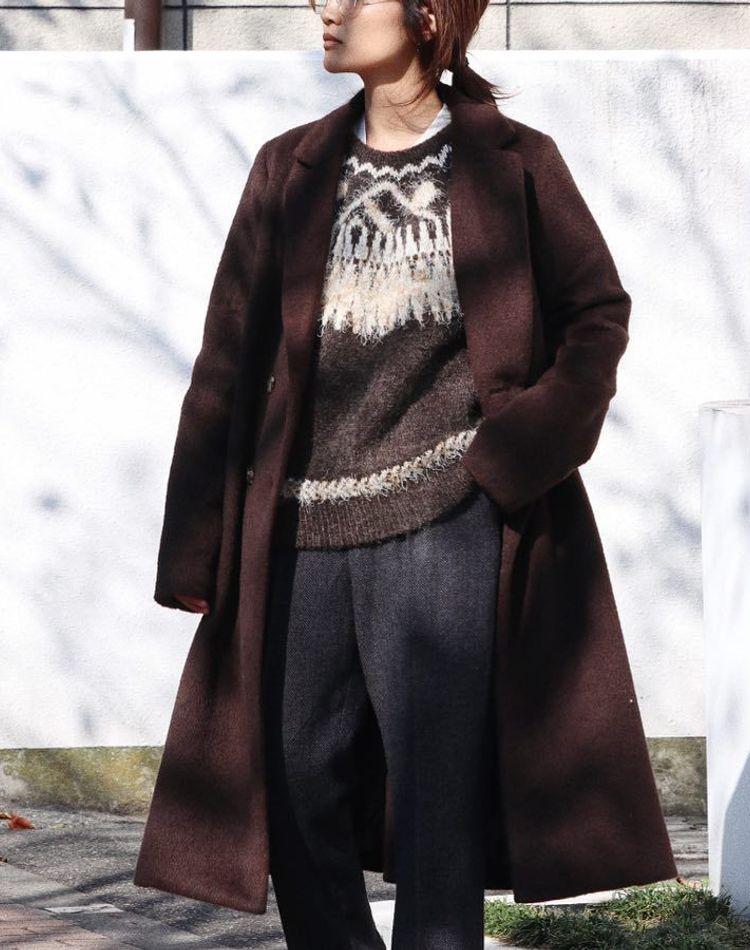 最低気温3度の日におすすめの服装!おしゃれ見えが叶う防寒コーデ