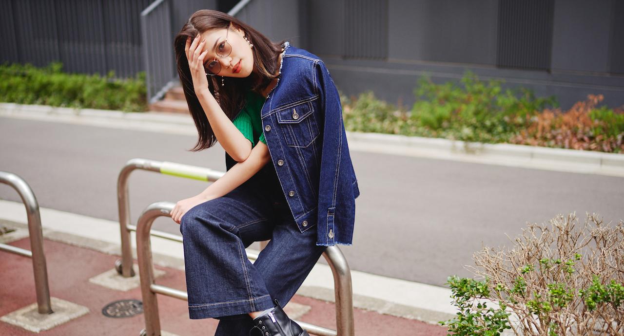 【Free's Snap Vol.3】カジュアルなのに女っぽい!咲和希が着る、Free's Martの大人シンプルコーデ5選