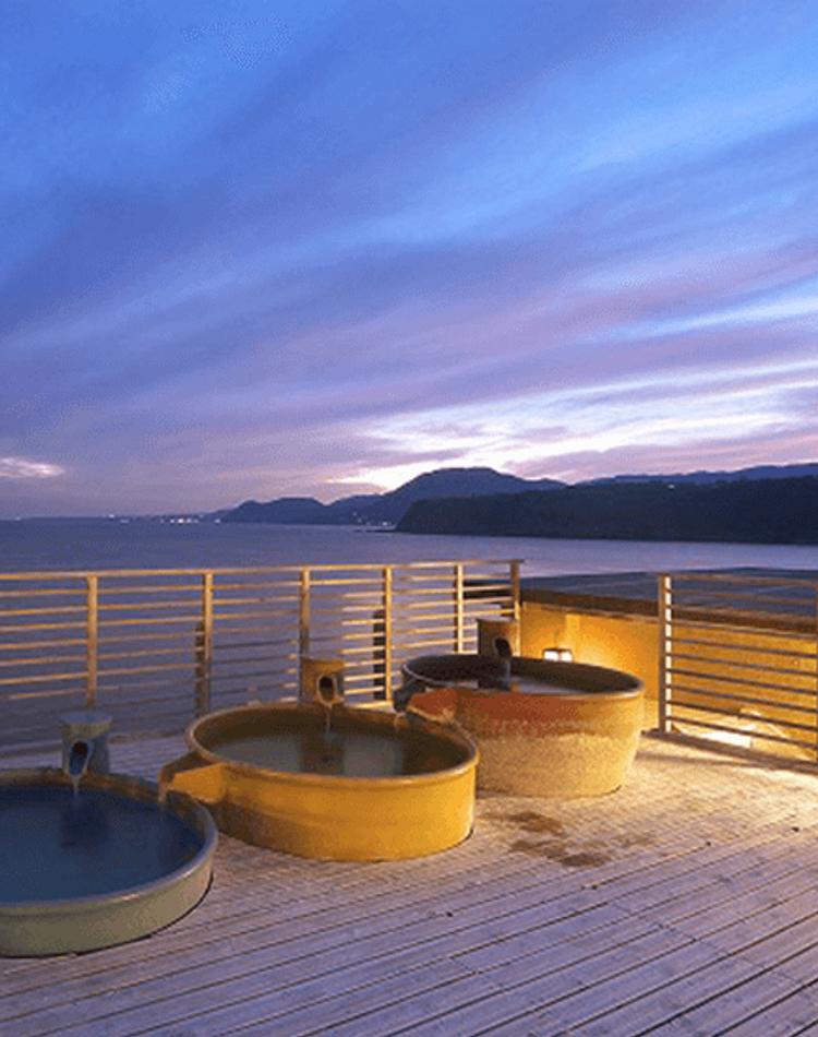 一度は行ってみたい!絶景露天風呂がある関東の温泉宿7選