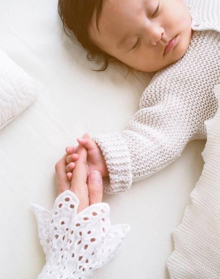 冬の新生児に必要な服は?準備するべきアイテムとコーデをご紹介!