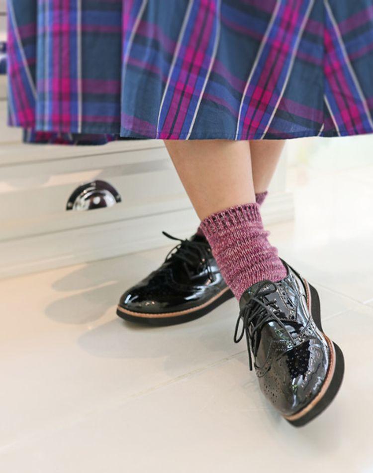 今更聞けない『おじ靴』とは?特徴やおしゃかわコーデを要チェック