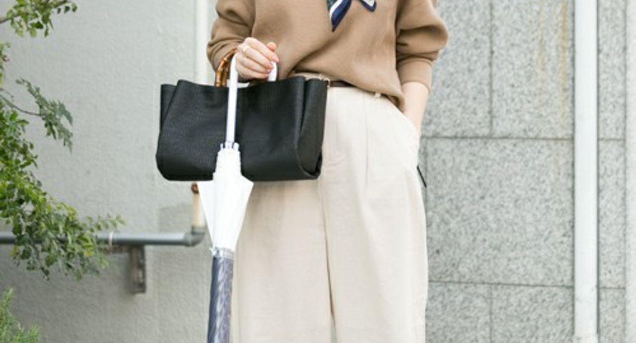 雨の日のバッグは何を使う?選び方からレディースコーデまで徹底解説