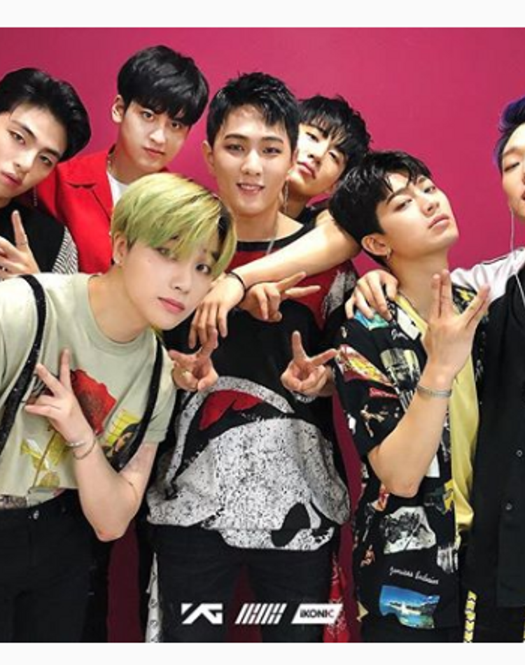 iKONのメンバープロフィールをご紹介!脱退したメンバーはいる?