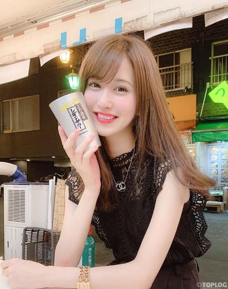 阿部菜渚美の休日♡ 夏といえば..ビア&テラス!