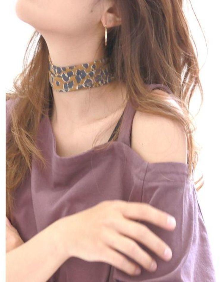 スカーフで夏コーデをランクアップ!おすすめの巻き方と見本コーデ