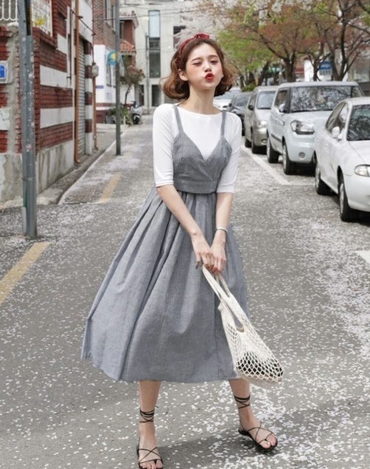 春の韓国オルチャンコーデ特集!特徴やおすすめスタイルはどれ?