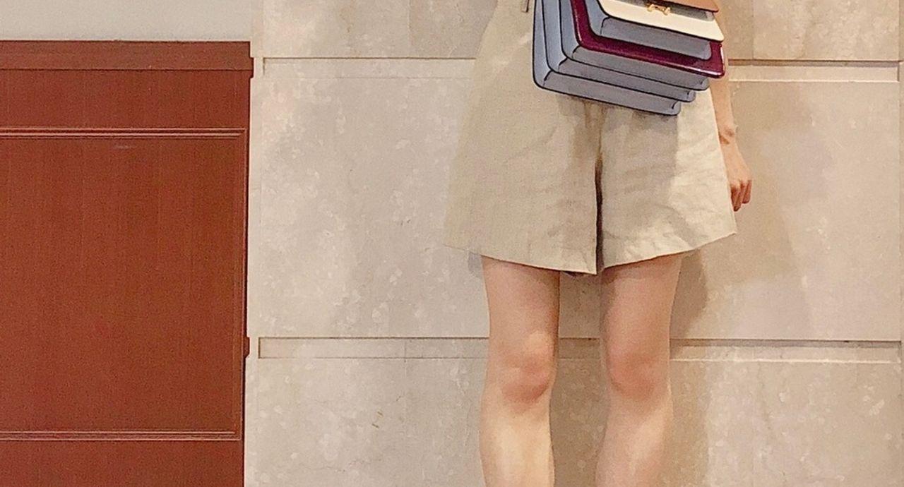 大人が着こなす短パン。【季節別】子供っぽくならないコーデ術