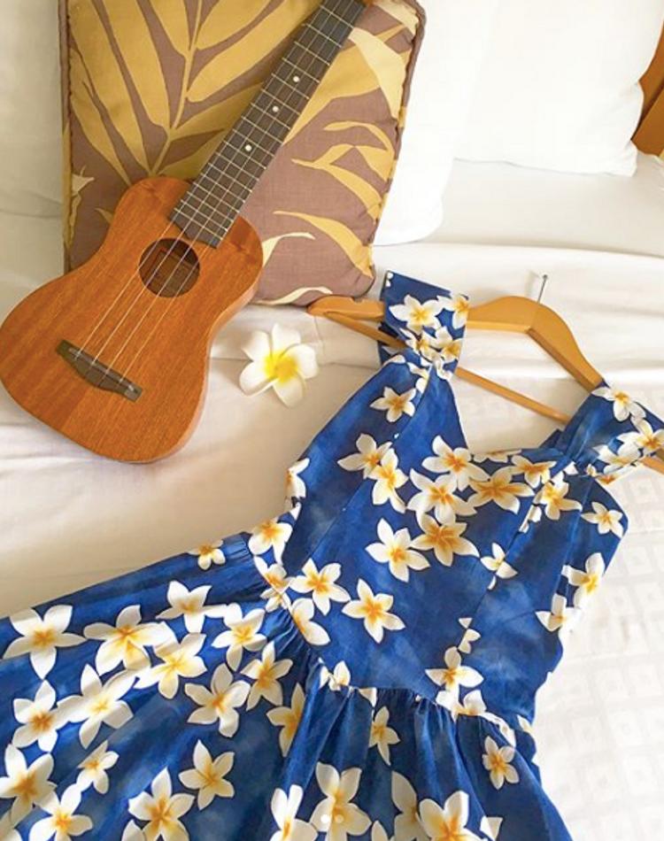 ハワイでムームーを着こなそう!特徴とおすすめアイテム7選