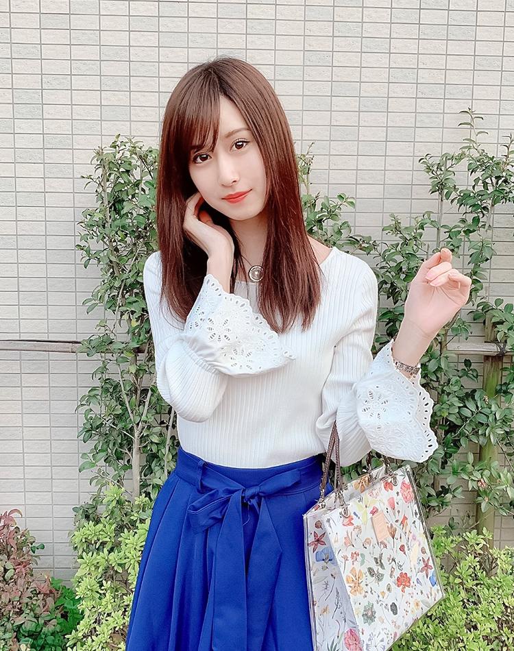 可愛いだけじゃなく機能的♡ 阿部菜渚美のお気に入り春バッグを紹介します