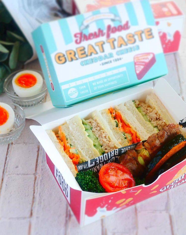 セリアのサンドイッチケースが大人気!種類や活用法をご紹介