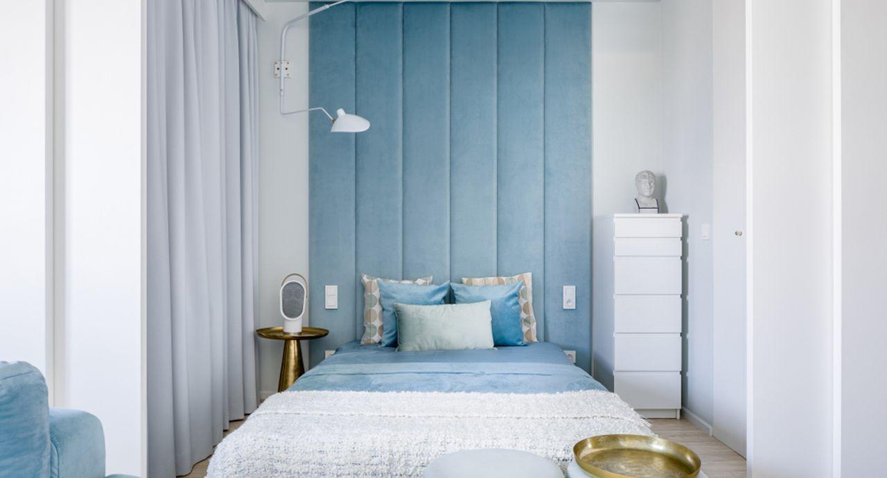 6畳の寝室はレイアウト次第で広々空間に!真似したくなる実例ご紹介