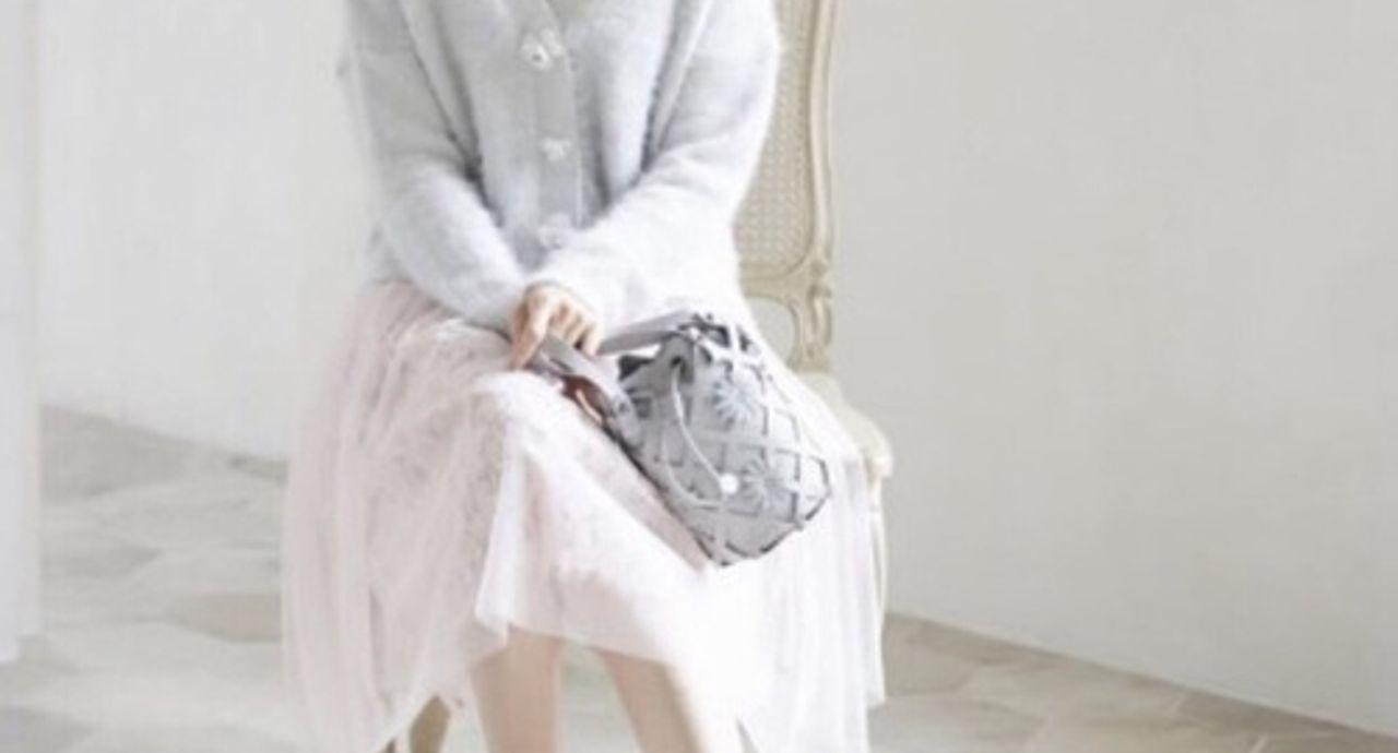大人女子のチュールスカートはどう着こなす?ふわっと可愛いコーデ術