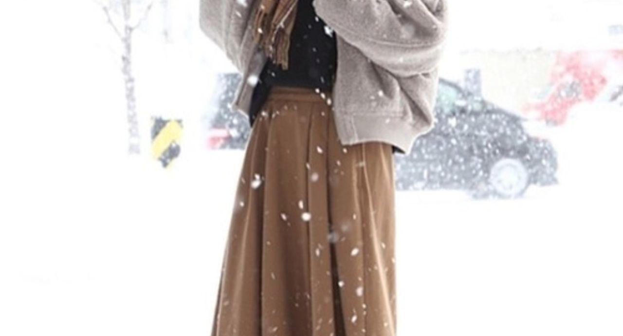 気温1度は真冬の寒さ。服装のポイントやおすすめコーデをご紹介