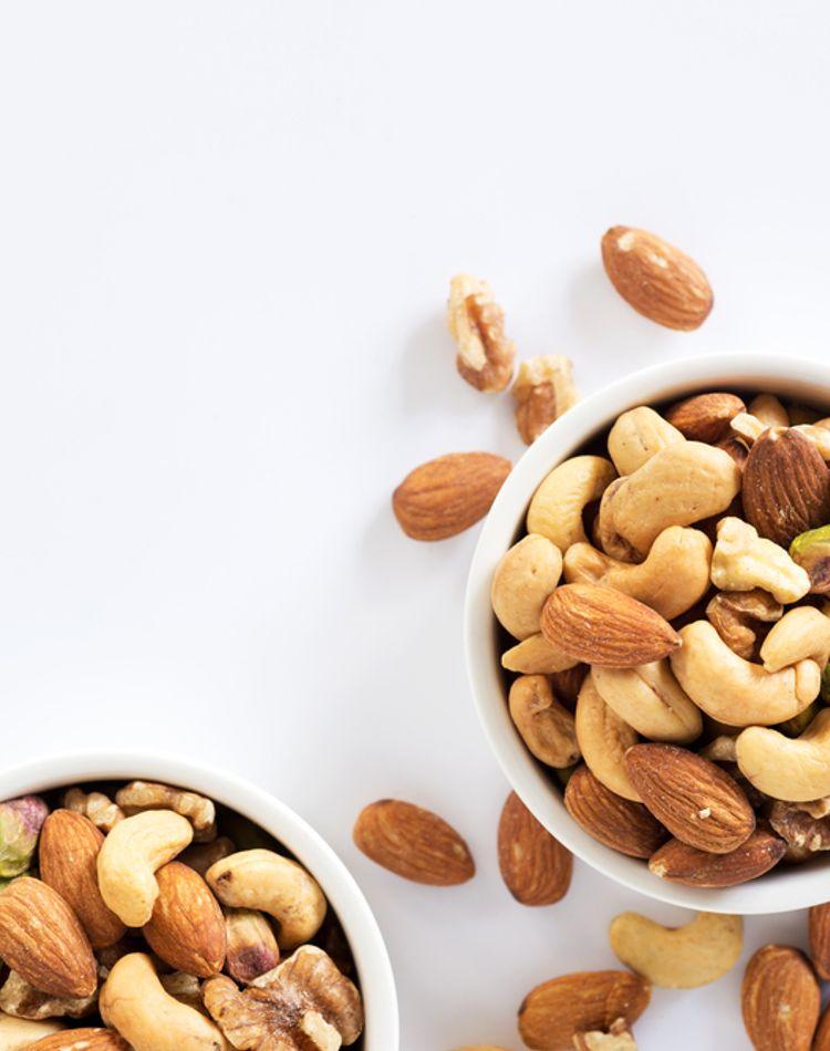 ダイエット時のおやつにはナッツ!効果的な食べ方やメリットをご紹介