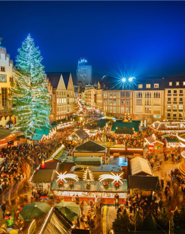 【期間限定イベント】デートにおすすめ!東京2大クリスマスマーケット