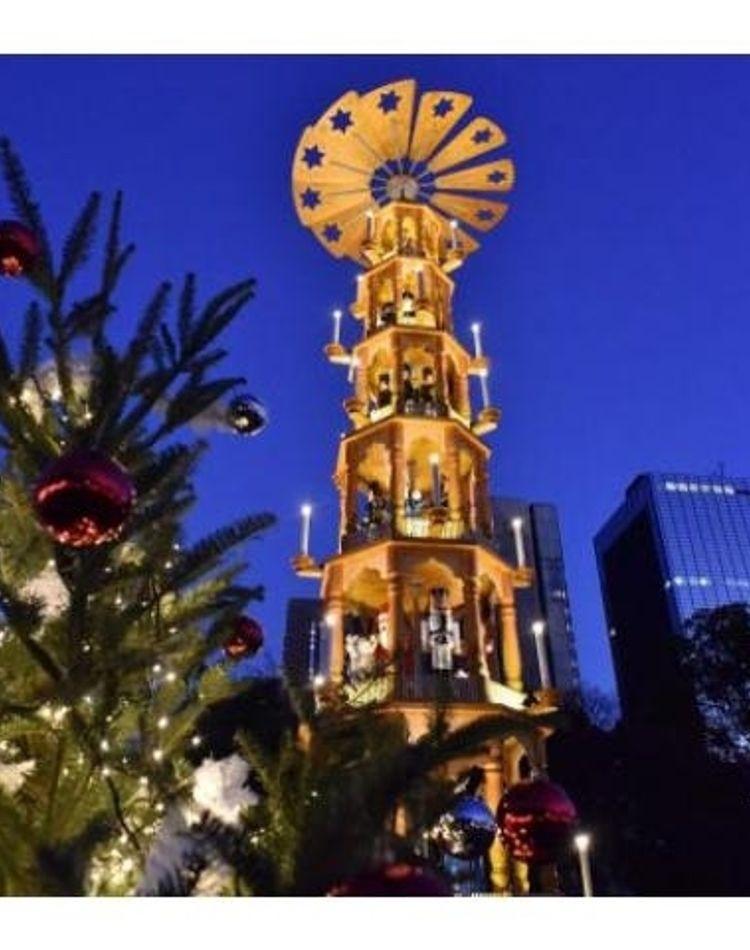 今年もこの季節が♡「東京クリスマスマーケット2017」が日比谷公園で開催