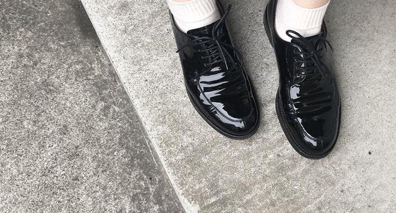 革靴で作るレディースコーデ術!靴下・デニムなどアイテム別にご紹介