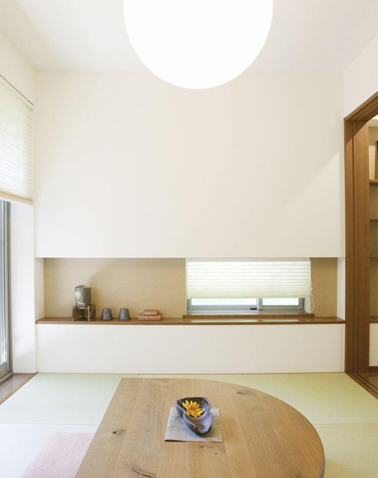 和室と北欧の融合でリラックスできる空間へ。コーディネートのコツ