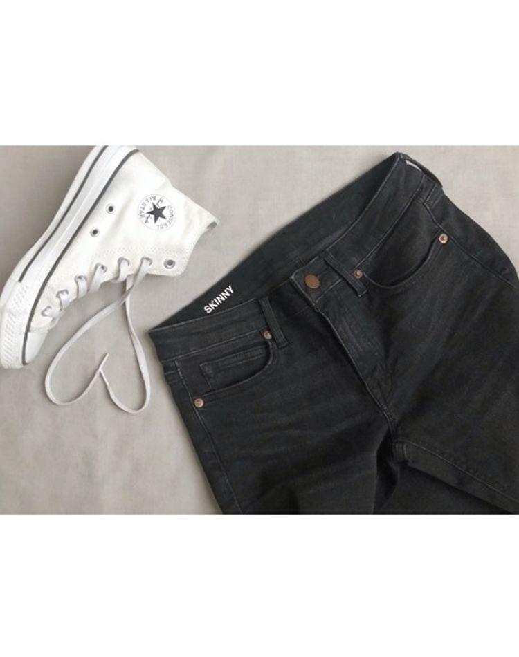 無印良品のジーンズで作るレディースコーデ!魅力や着こなしポイント