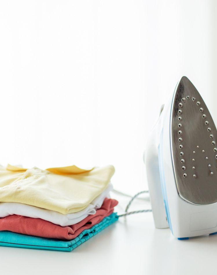 綿素材のアイロンをもっときれいに!テカリや変色を防止する方法とは