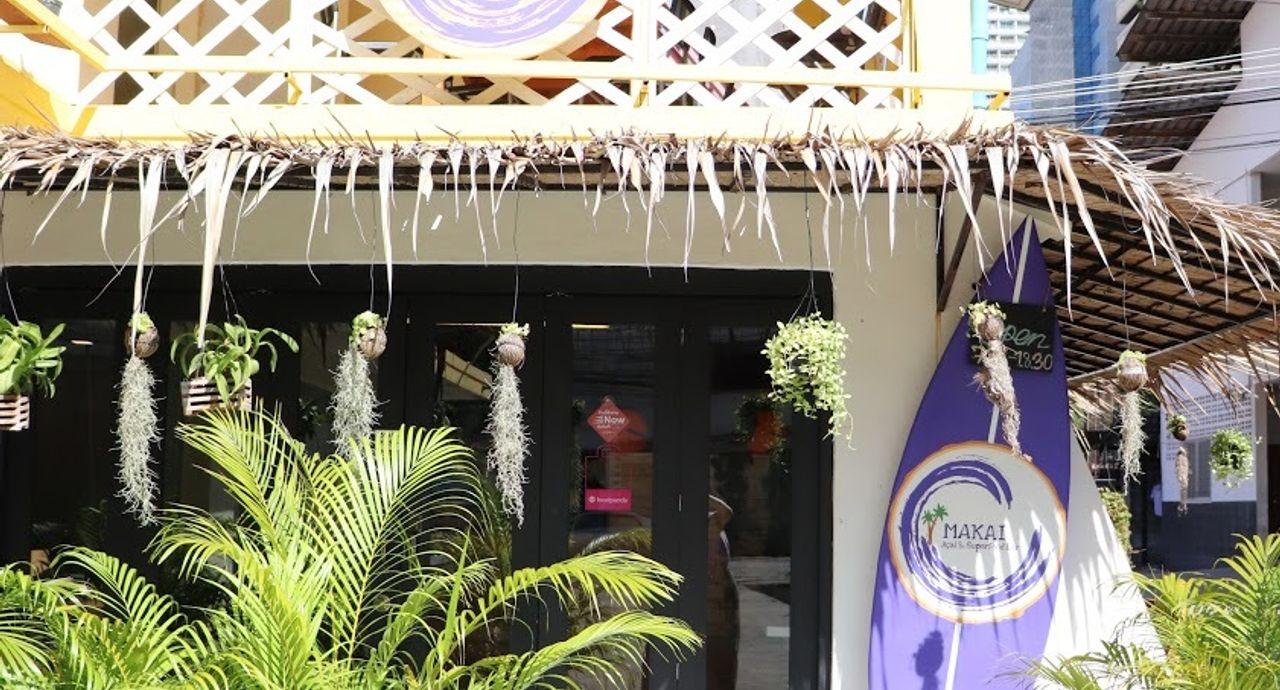 バンコクでヘルシーな朝ごはんを。アサイーボウル店「MAKAI Acai & Superfood Bar」