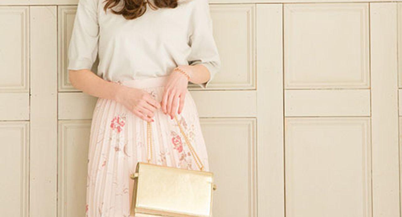 品のあるお嬢様ファッションがしたい!特徴やブランド、コーデに注目