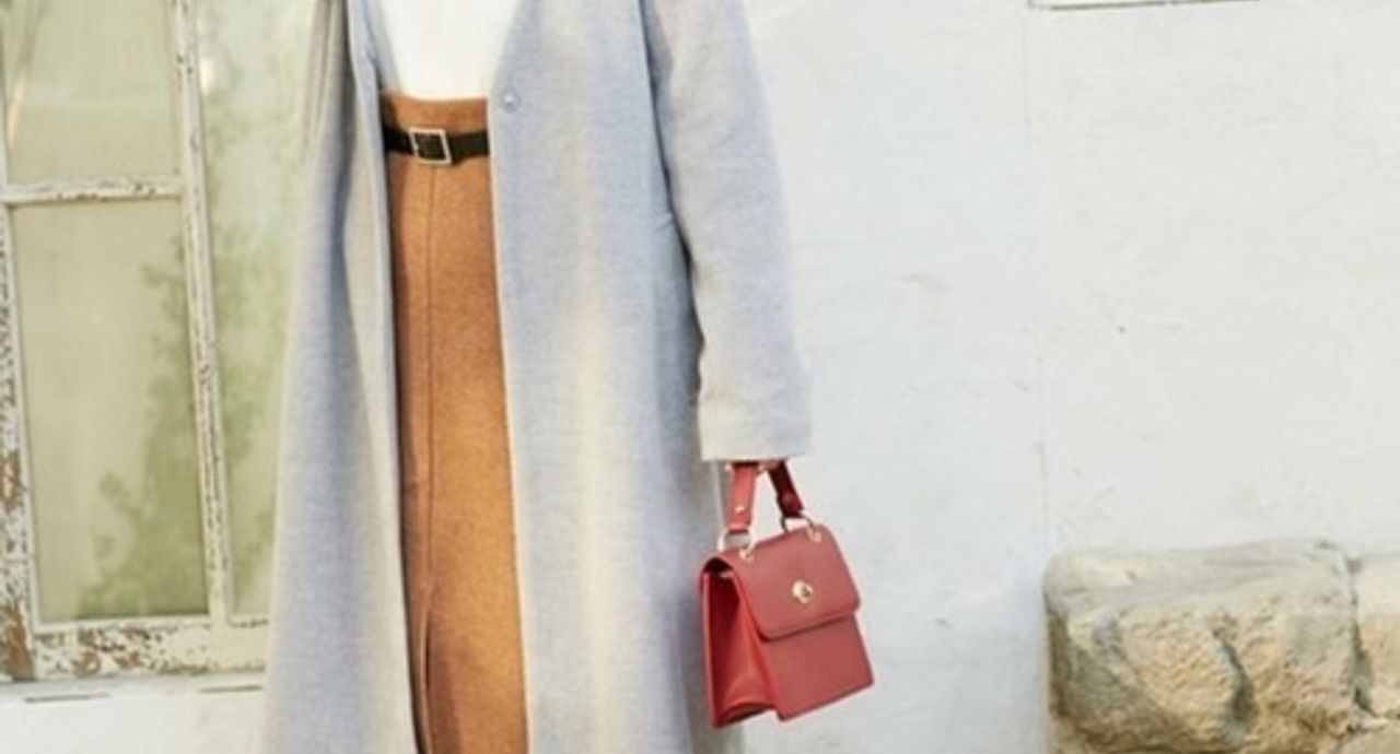 コートの種類別に似合うスカートをご紹介!おしゃれ見えを叶えよう