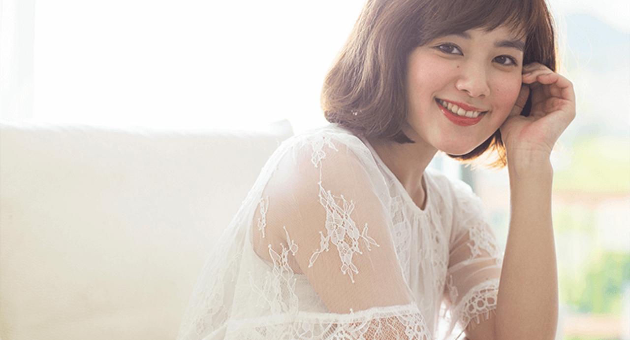 愛され可愛いマシュマロガール 筧美和子さんに一問一答インタビュー