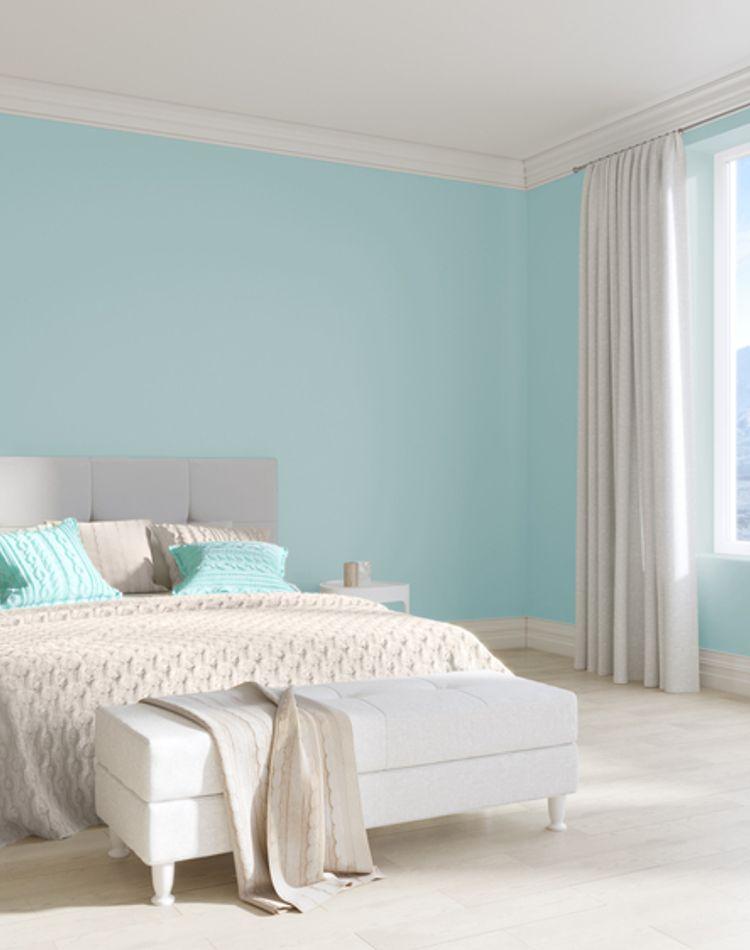 寝室におすすめの色と効果。風水での決め方についてもご紹介!